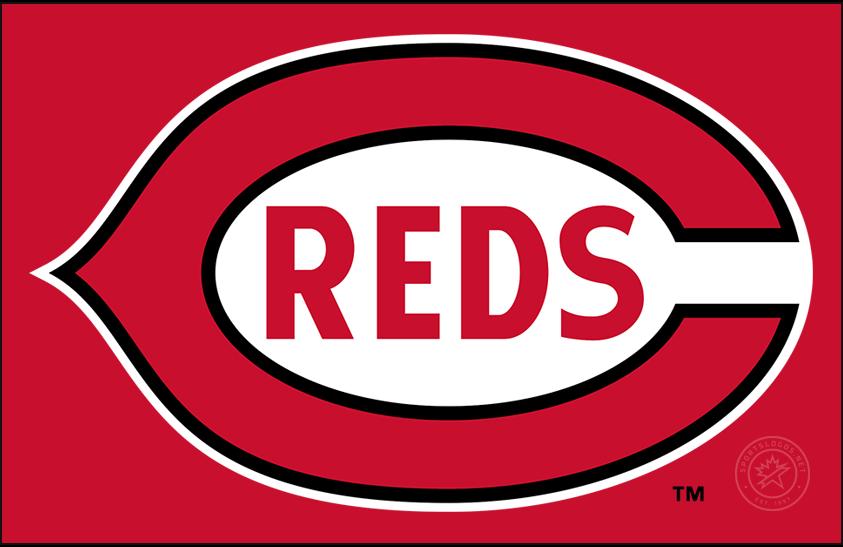 Cincinnati Reds Logo Primary Dark Logo (1920-1937) -  SportsLogos.Net