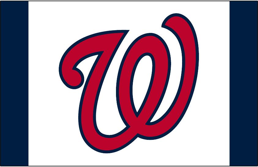 washington nationals batting practice logo national