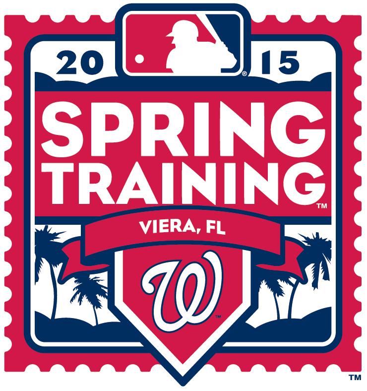Washington Nationals Logo Event Logo (2015) - 2015 Washington Nationals Spring Training Logo SportsLogos.Net