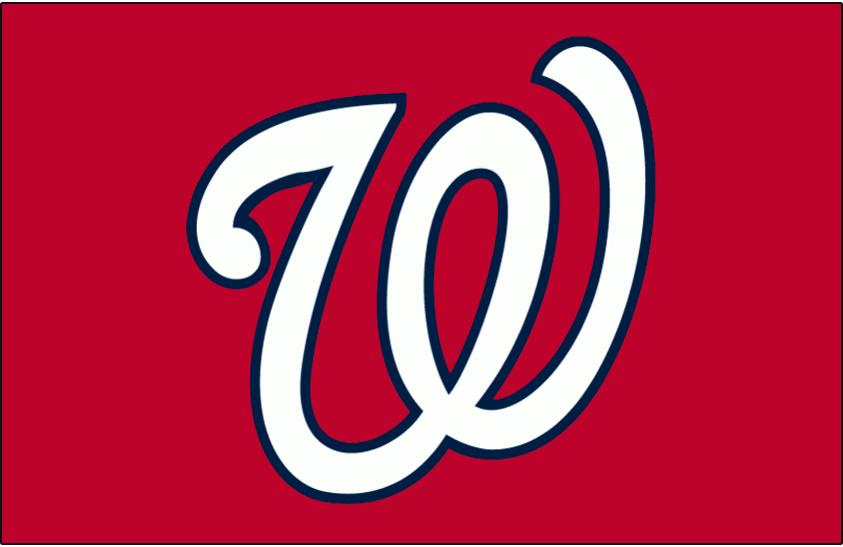 ab47ca48204 Washington Nationals Cap Logo - National League (NL) - Chris ...