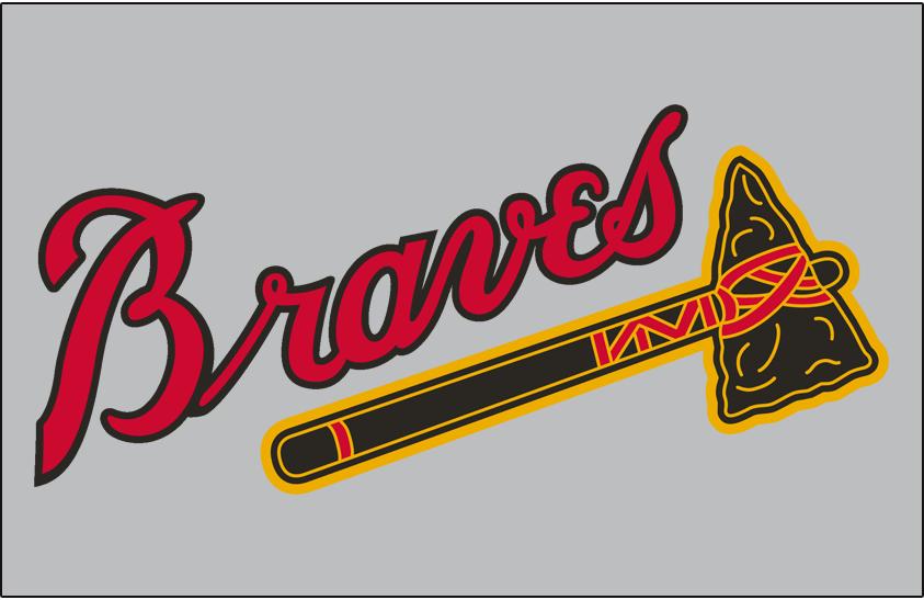 Boston Braves Logo Jersey Logo (1946-1952) - Road SportsLogos.Net