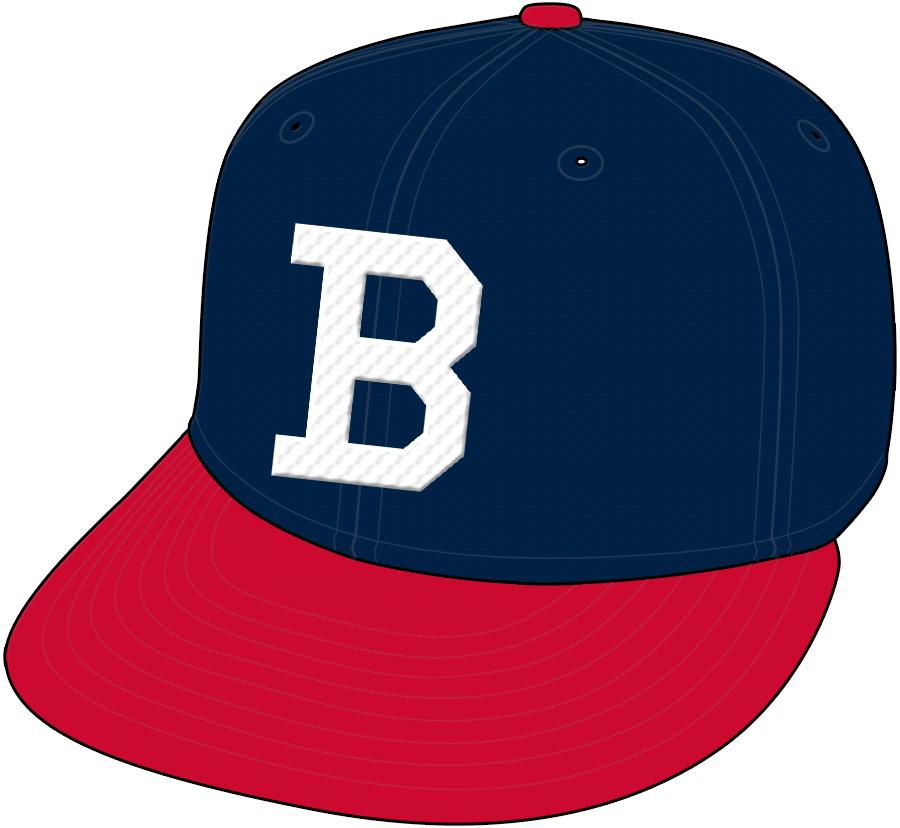 Boston Braves Cap Cap (1946-1952) -  SportsLogos.Net