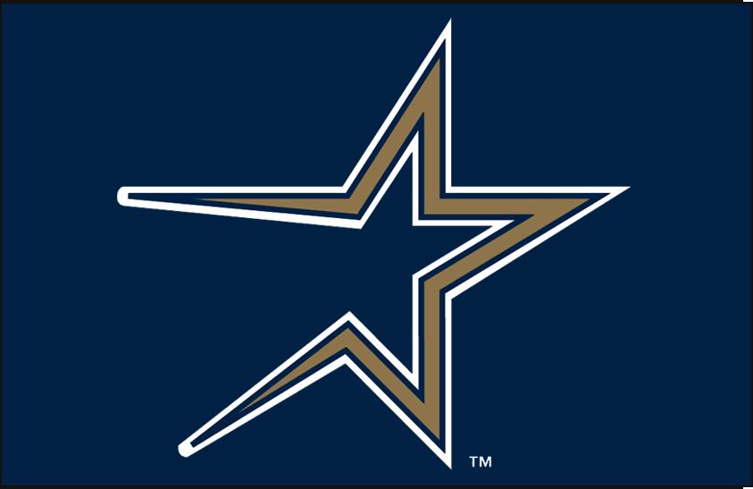 Houston Astros Jersey Logo National League Nl Chris Creamer S Sports Logos Page Sportslogos Net