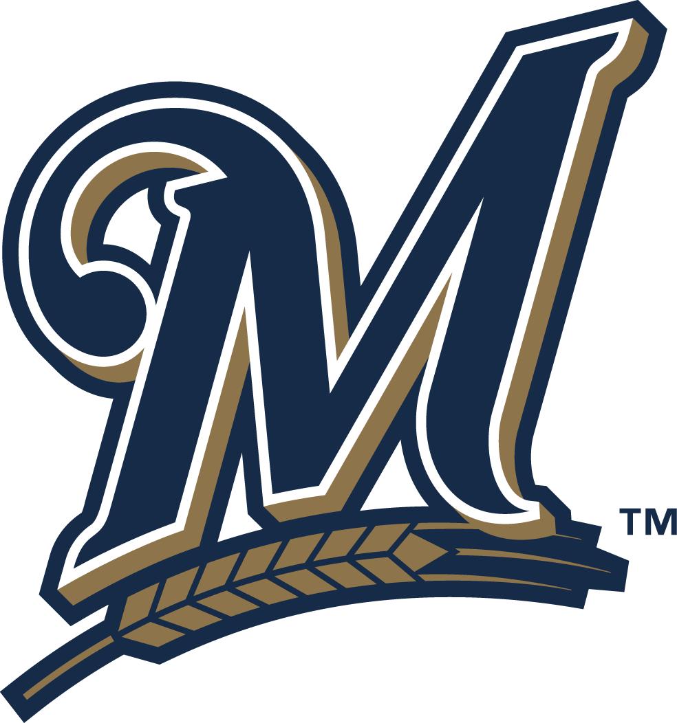 Milwaukee Brewers Logo Alternate Logo (2000-2017) -  SportsLogos.Net