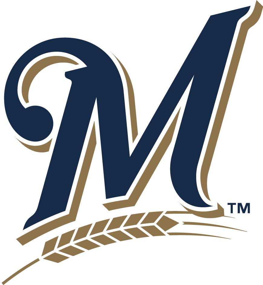 Milwaukee Brewers Logo Alternate Logo (2000-2019) -  SportsLogos.Net