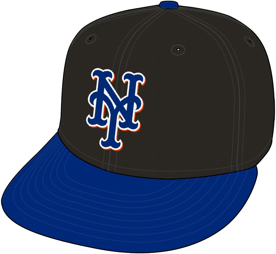 New York Mets Cap Cap (1999-2012) - Road Cap 1999-2011 SportsLogos.Net