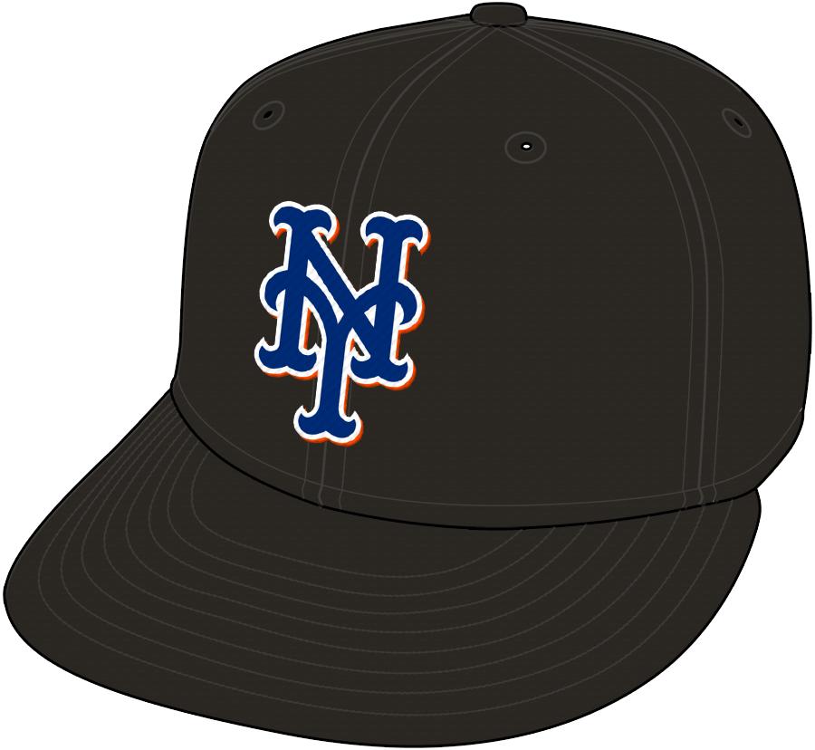 New York Mets Cap Cap (1999-2012) - Alternate Cap SportsLogos.Net