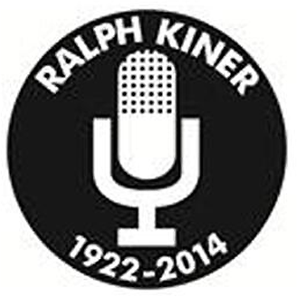 New York Mets Logo Memorial Logo (2014) - Ralph Kiner Memorial Patch. A black circle with a white microphone in the middle with Ralph Kiner arched above in white and 1922-2014 below. Worn on all the New York Mets uniforms as a sleeve patch throughout the 2014 season in honour of Mets broadcaster Ralph Kiner SportsLogos.Net