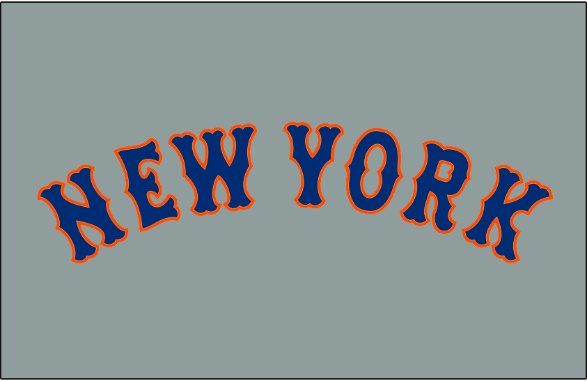Mets logo font? - Sports Logo News - Chris Creamer's Sports