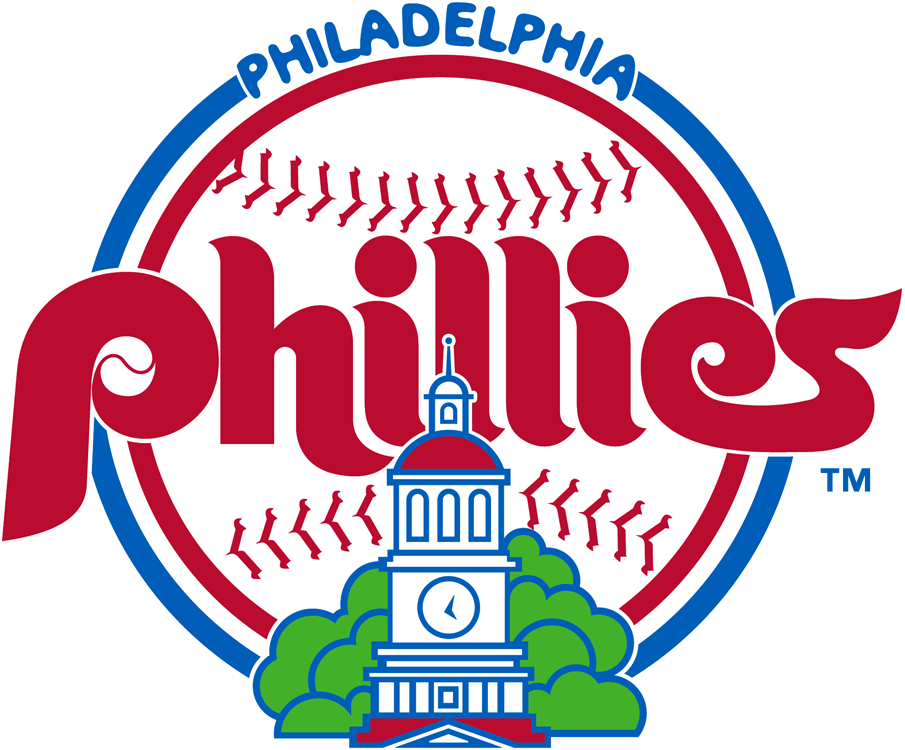 Philadelphia Phillies Alternate Logo National League Nl Chris Creamer S Sports Logos Page Sportslogos Net