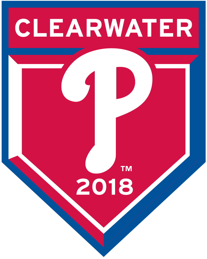 Philadelphia Phillies Logo Event Logo (2018) - Philadelphia Phillies 2018 Spring Training Logo SportsLogos.Net