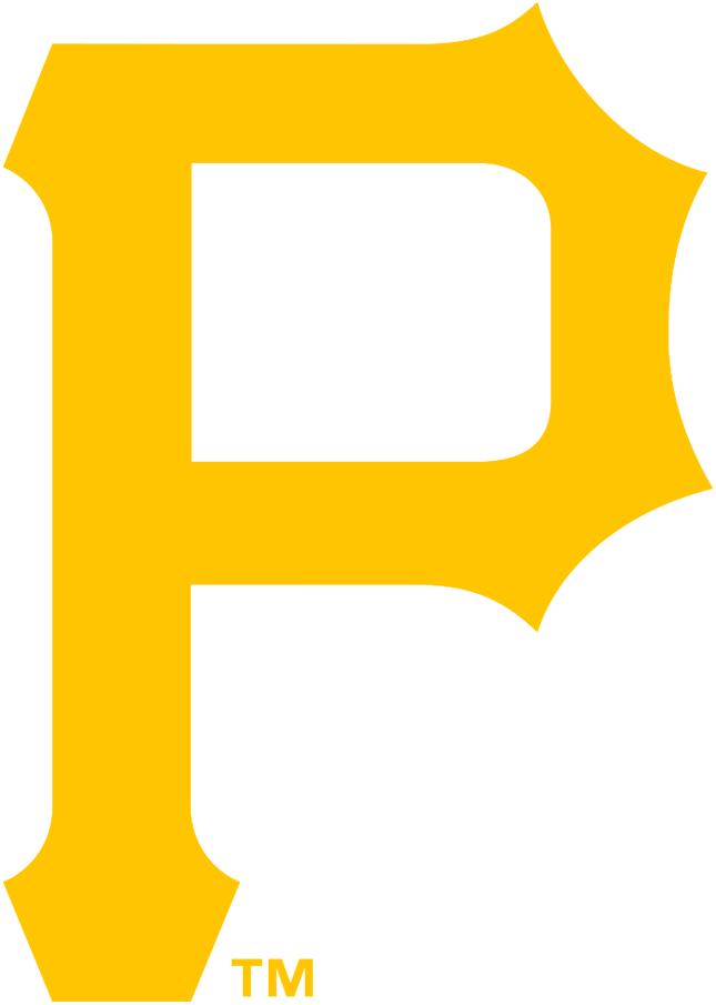 Pittsburgh Pirates Logo Primary Logo (2014-Pres) - A gold P SportsLogos.Net