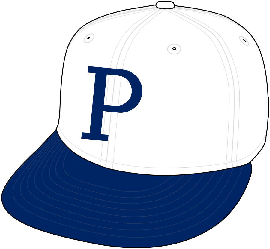 Pittsburgh Pirates Cap Cap (1910-1912) - Home Only SportsLogos.Net