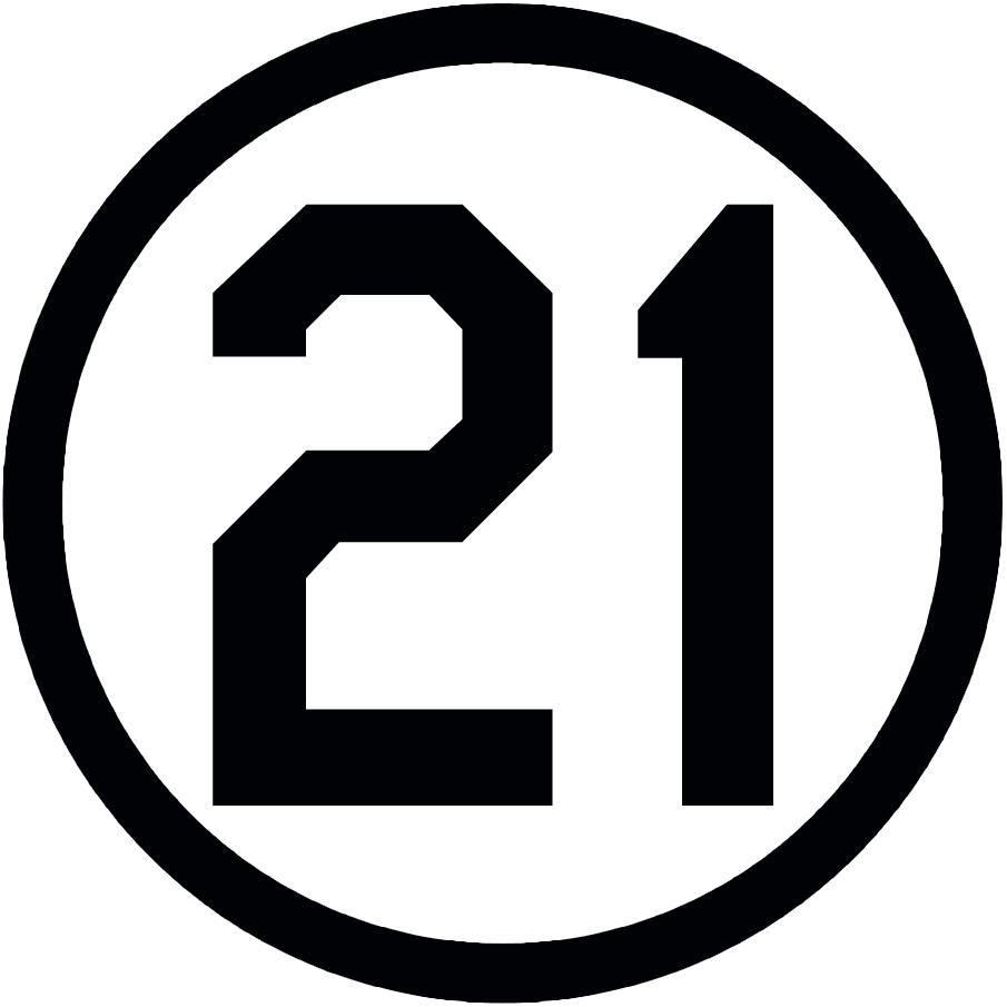 Pittsburgh Pirates Logo Memorial Logo (1973) - Roberto Clemente Memorial Patch SportsLogos.Net