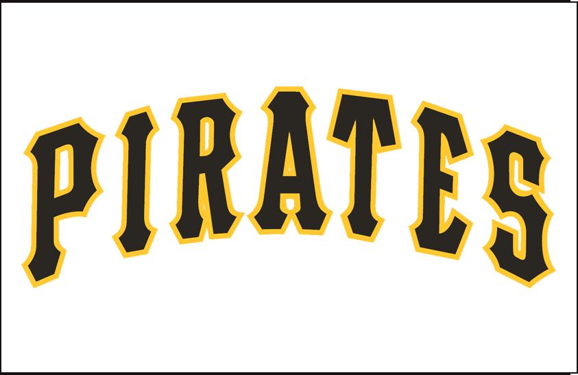Pittsburgh Pirates Jersey Logo - National League (NL