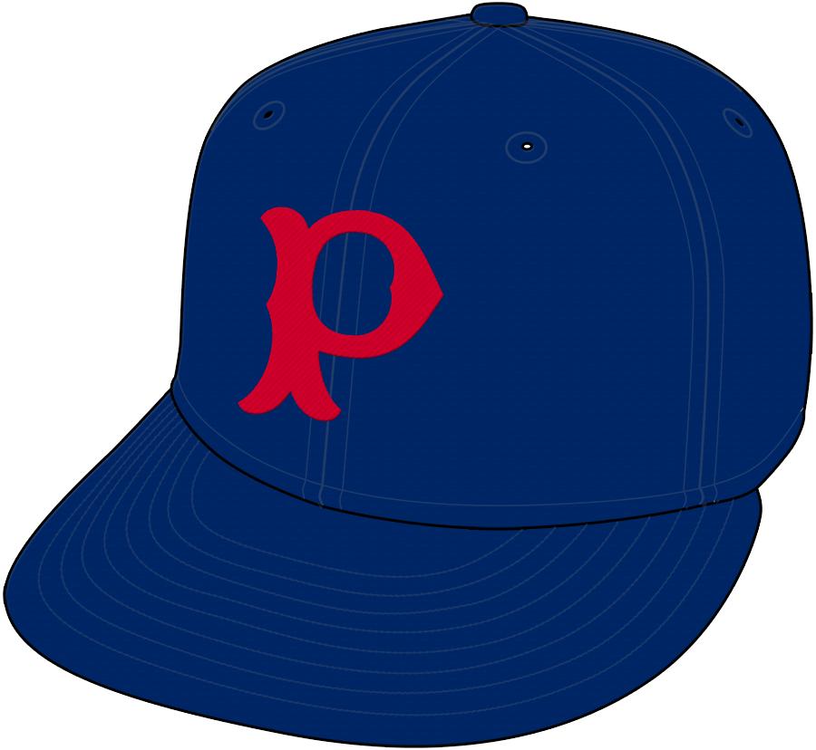 Pittsburgh Pirates Cap Cap (1915-1919) -  SportsLogos.Net