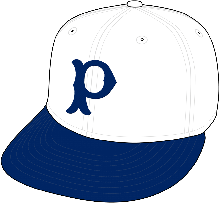 Pittsburgh Pirates Cap Cap (1908) - Home Only SportsLogos.Net