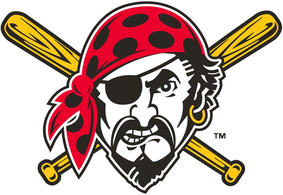 Pittsburgh Pirates Logo Alternate Logo (1997-2010) -  SportsLogos.Net