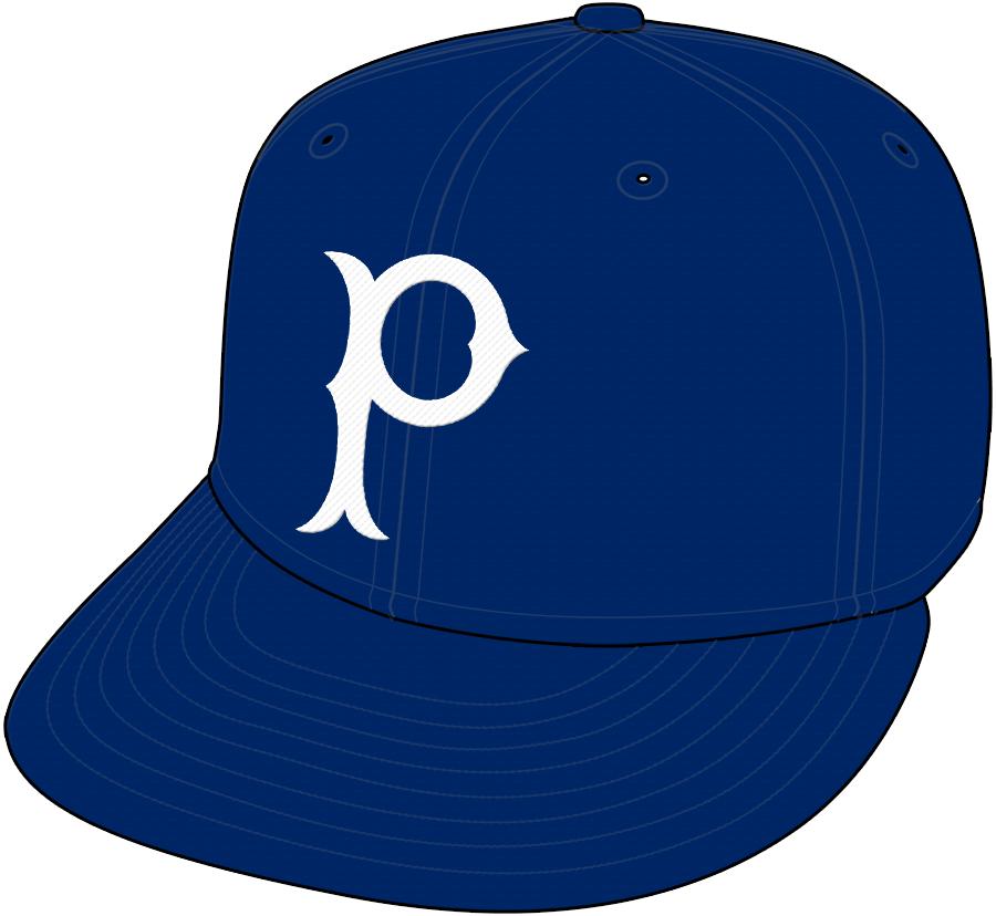 Pittsburgh Pirates Cap Cap (1942-1946) -  SportsLogos.Net