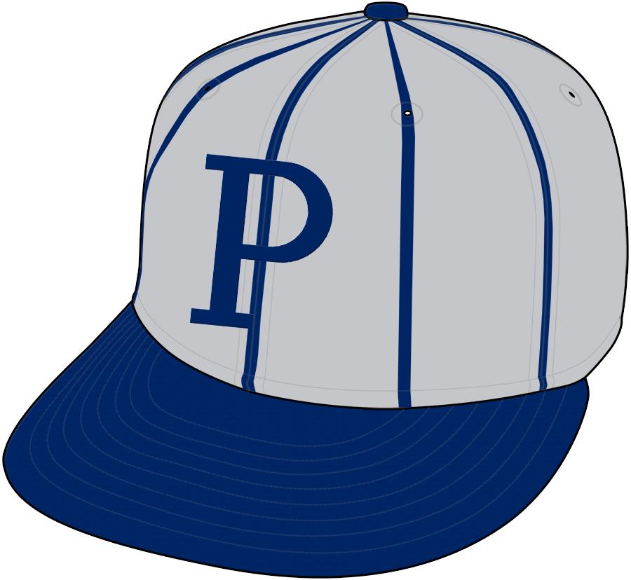 Pittsburgh Pirates Cap Cap (1912-1914) - Road Only SportsLogos.Net
