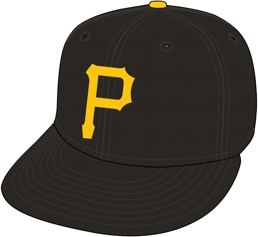 Pittsburgh Pirates Cap Cap (1968-1970) -  SportsLogos.Net