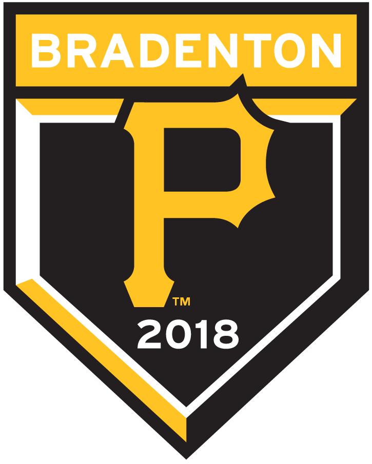 Pittsburgh Pirates Logo Event Logo (2018) - Pittsburgh Pirates 2018 Spring Training Logo SportsLogos.Net