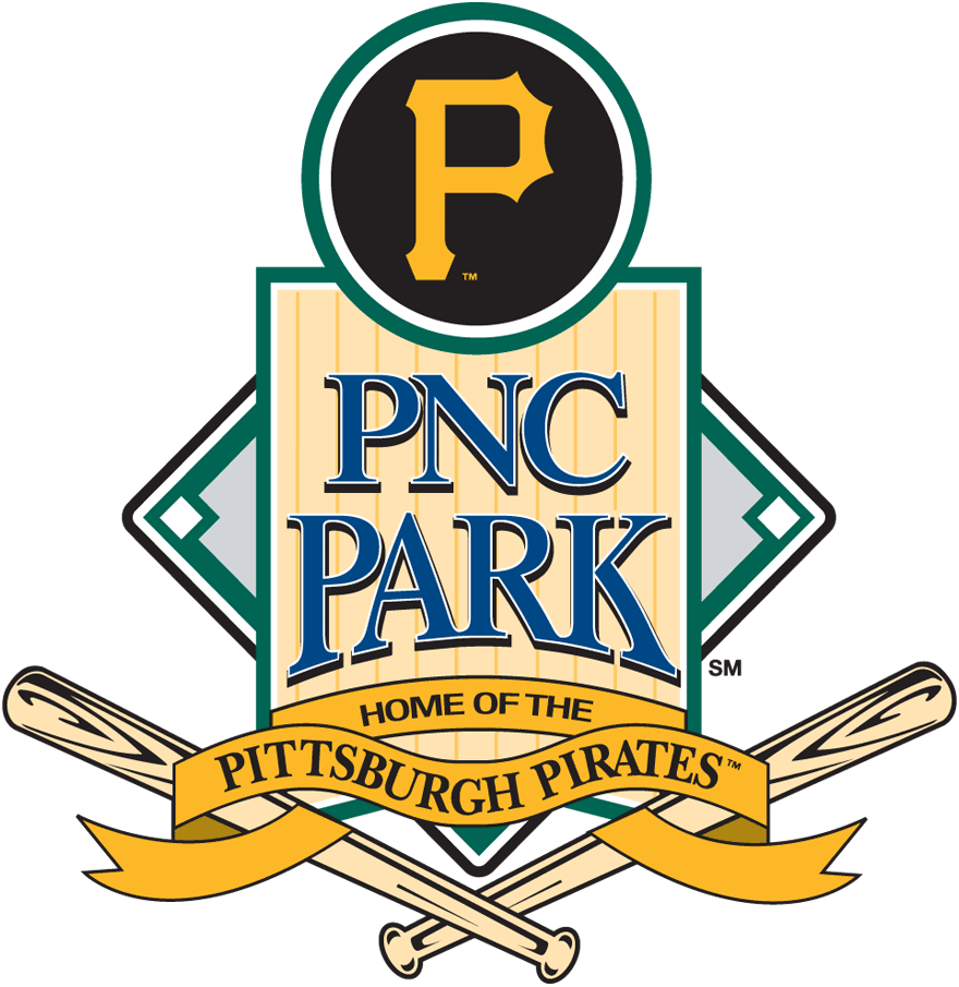 pittsburgh pirates stadium logo national league nl chris rh sportslogos net  pittsburgh pirates logo pictures