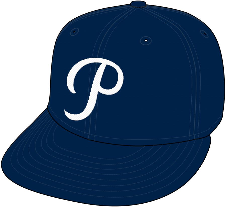 Pittsburgh Pirates Cap Cap (1947) -  SportsLogos.Net