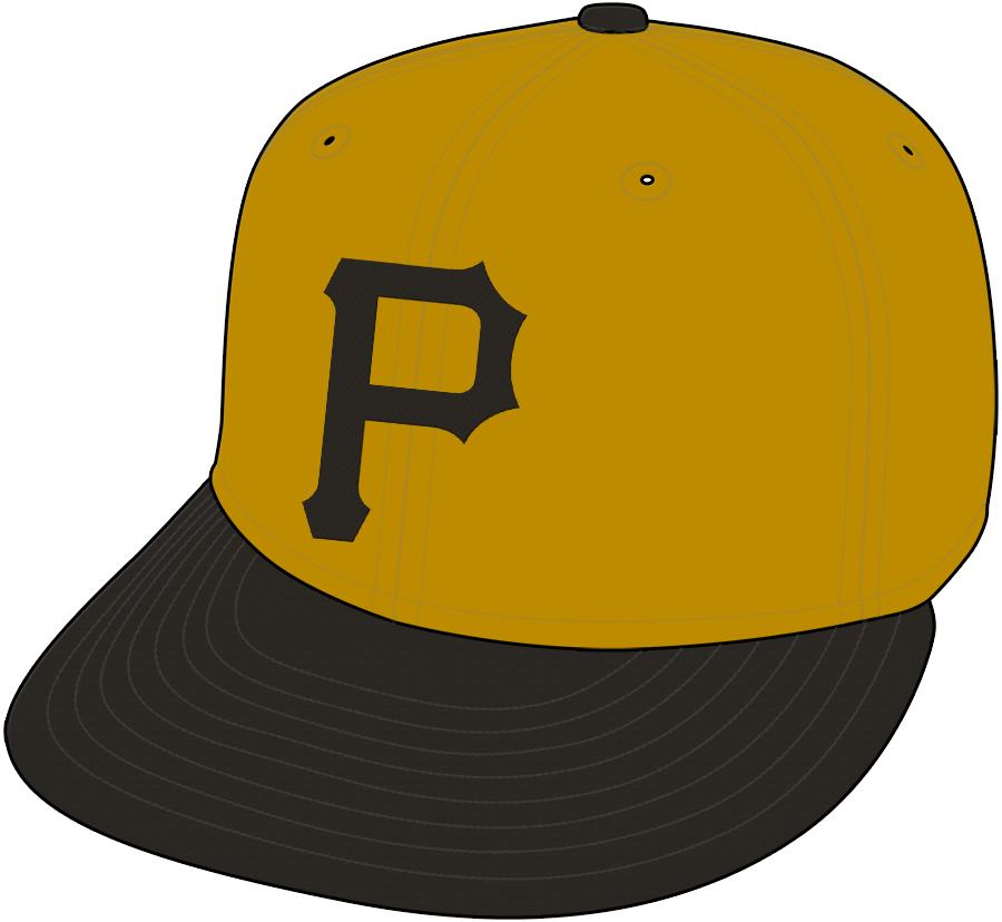 Pittsburgh Pirates Cap Cap (1970-1975) -  SportsLogos.Net