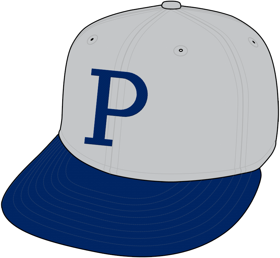 Pittsburgh Pirates Cap Cap (1910-1911) - Road Only SportsLogos.Net