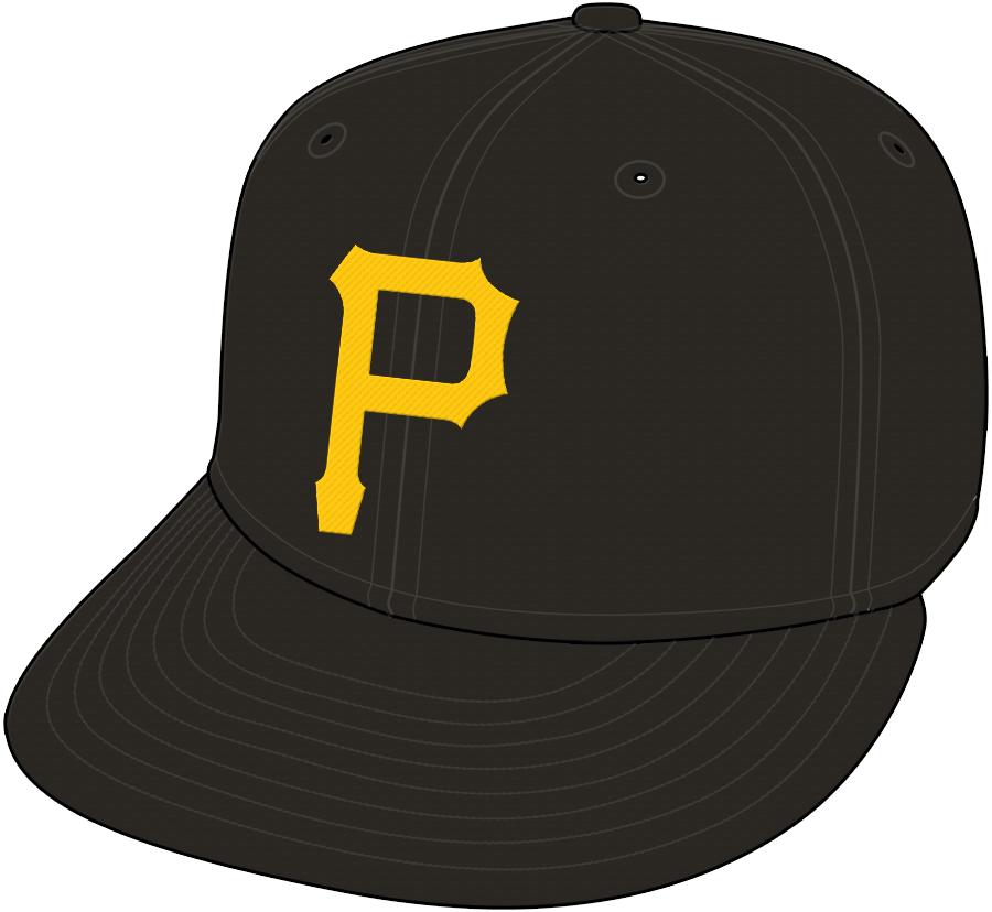 Pittsburgh Pirates Cap Cap (1948-1967) -  SportsLogos.Net