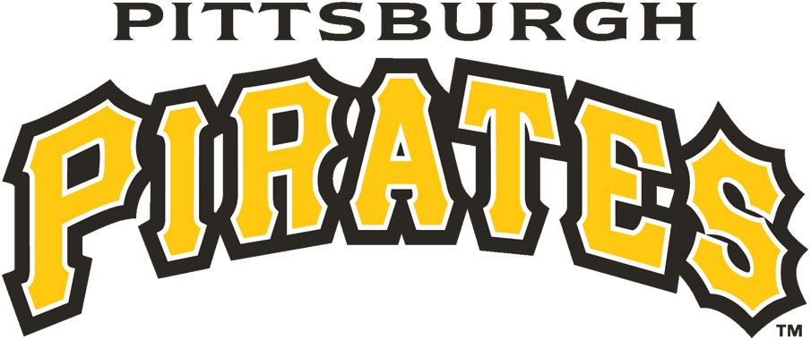 pittsburgh pirates wordmark logo national league nl chris rh sportslogos net pittsburgh pirates logo pictures Pittsburgh Steelers Logo