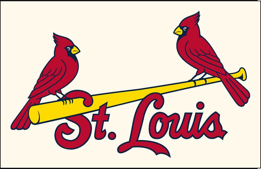 St louis cardinals baseball uniforms history