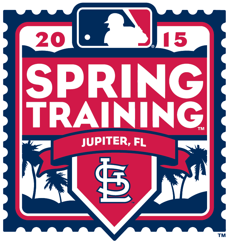 St. Louis Cardinals Logo Event Logo (2015) - 2015 St Louis Cardinals Spring Training Logo SportsLogos.Net