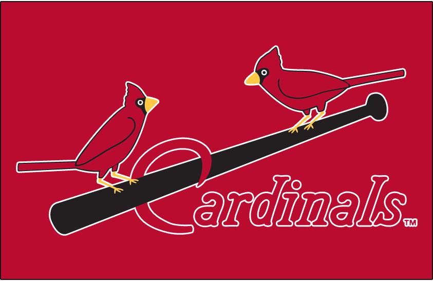 St. Louis Cardinals Logo Primary Dark Logo (1922-1926) -  SportsLogos.Net