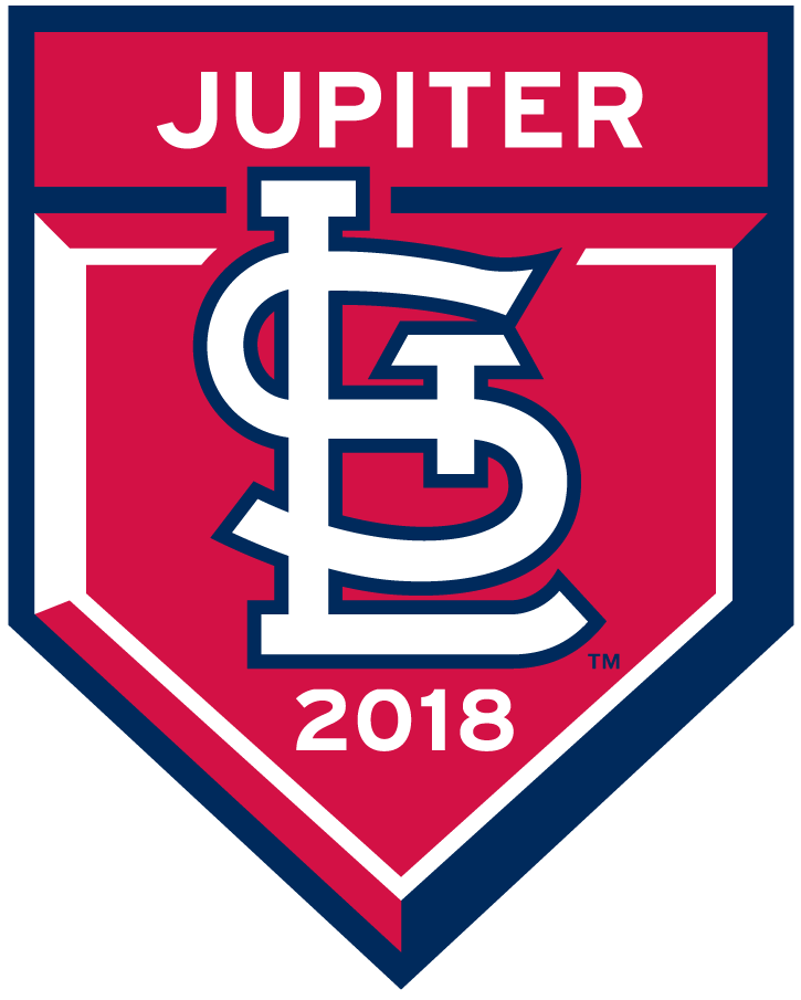 St. Louis Cardinals Logo Event Logo (2018) - St Louis Cardinals 2018 Spring Training Logo SportsLogos.Net