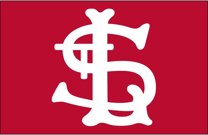 St. Louis Cardinals Logo Alternate Logo (1926) - STL in white on red SportsLogos.Net
