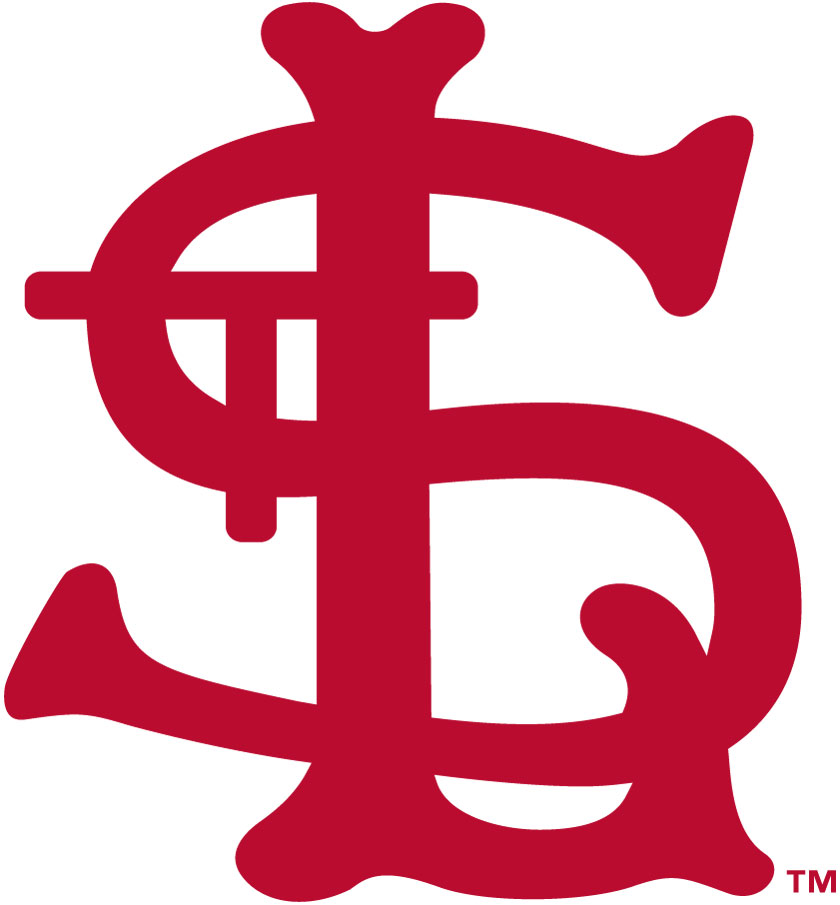 St. Louis Cardinals Logo Alternate Logo (1926) - Interlocking STL, worn on Cardinals jersey sleeve in 1926 SportsLogos.Net