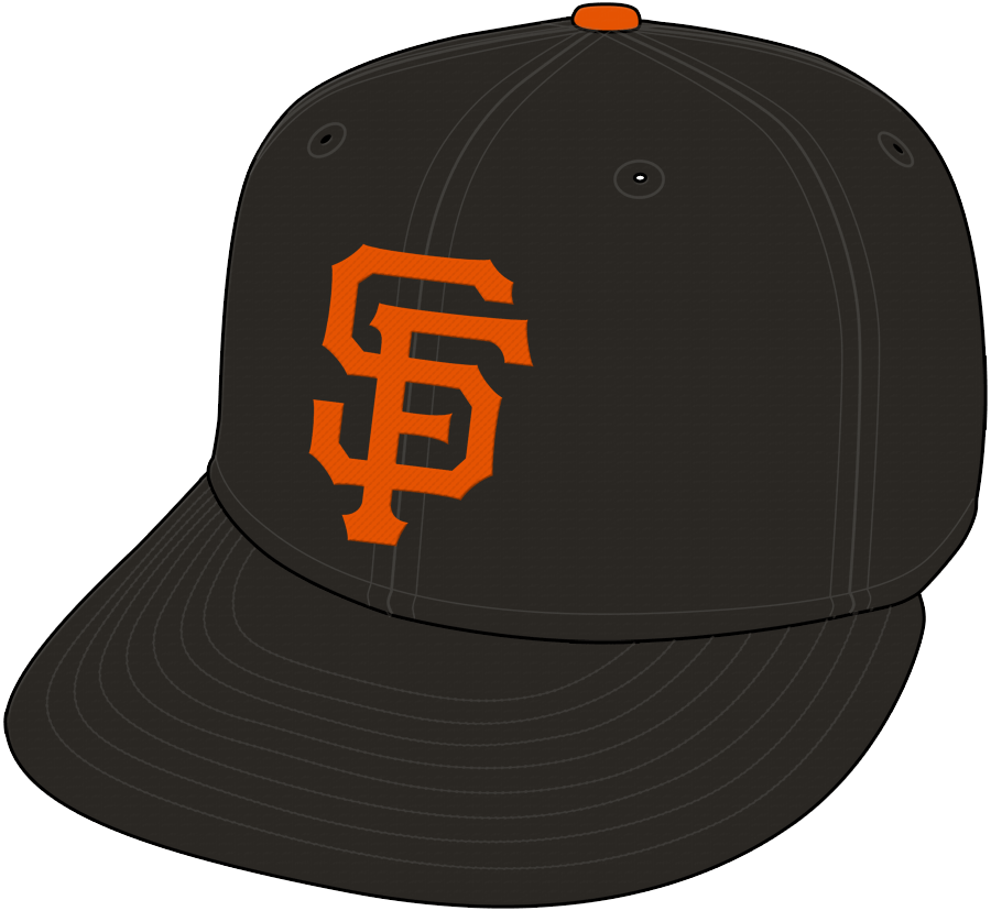 San Francisco Giants Cap Cap (1994-1999) -  SportsLogos.Net