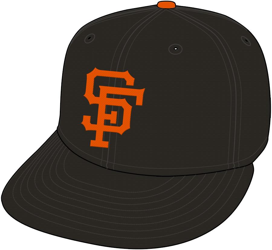 San Francisco Giants Cap Cap (1958-1972) -  SportsLogos.Net