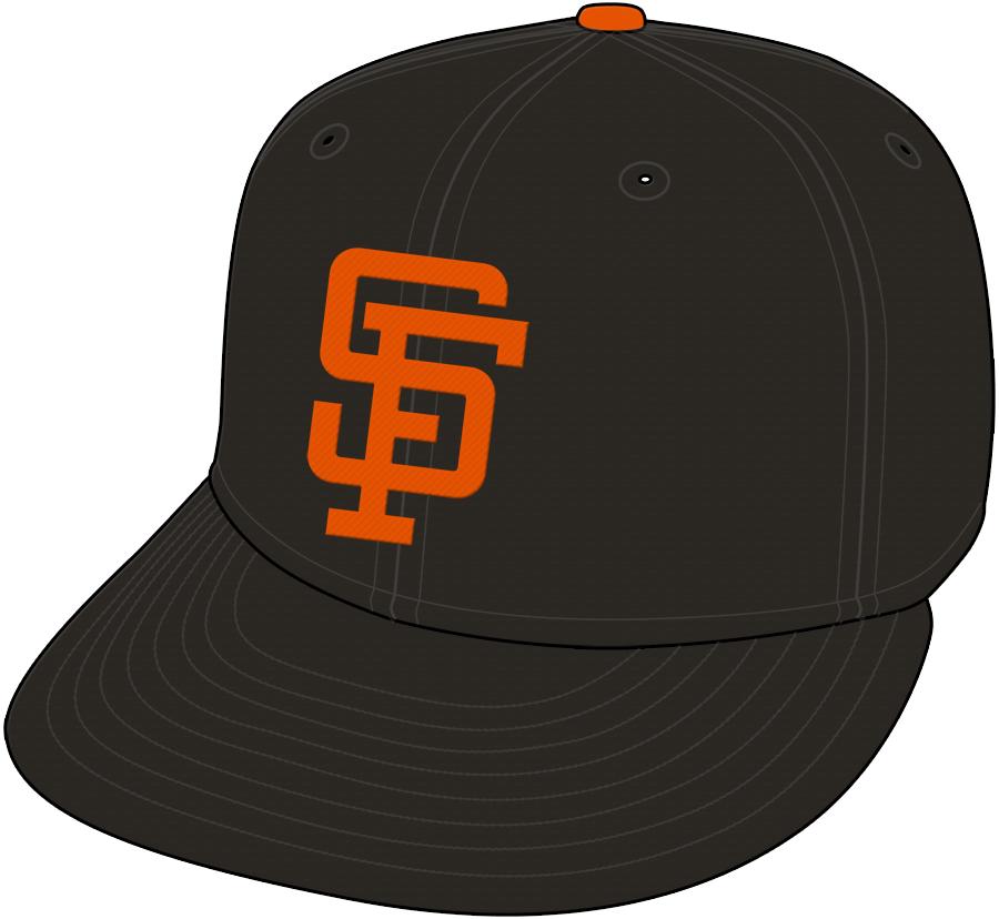 San Francisco Giants Cap Cap (1983-1993) -  SportsLogos.Net