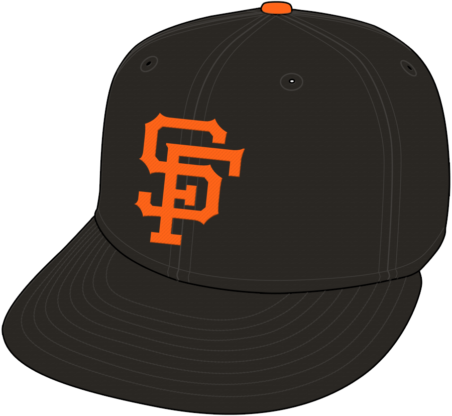San Francisco Giants Cap Cap (1973-1976) -  SportsLogos.Net