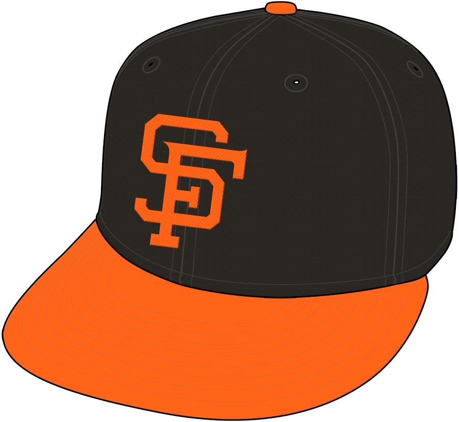 San Francisco Giants Cap Cap (1977-1982) -  SportsLogos.Net