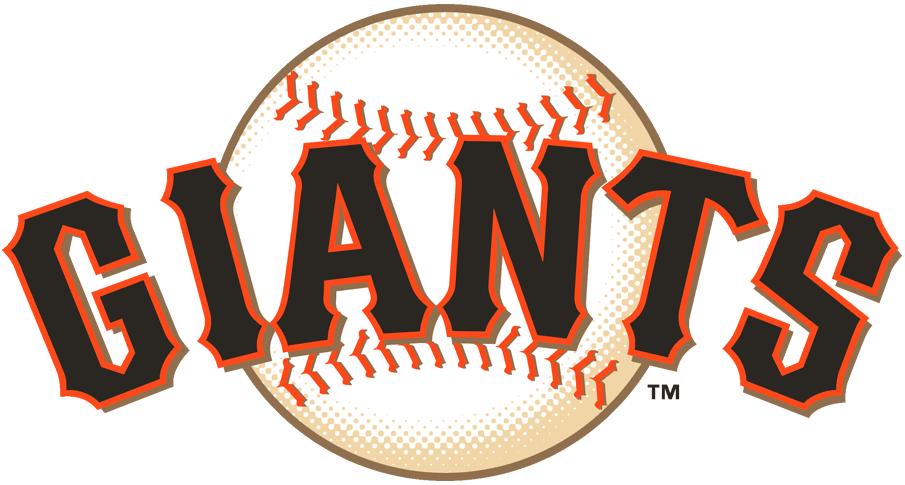 san francisco giants primary logo national league nl chris rh sportslogos net sf giants logos san francisco giants logo font