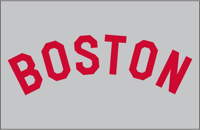 Boston Braves Logo Jersey Logo (1912) - Road SportsLogos.Net