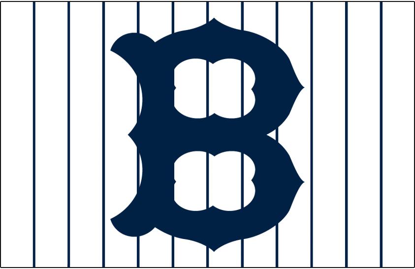 Boston Braves Logo Jersey Logo (1924) - Home SportsLogos.Net