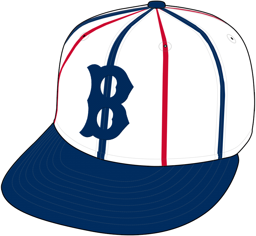 Boston Braves Cap Cap (1925-1926) - Home Cap SportsLogos.Net