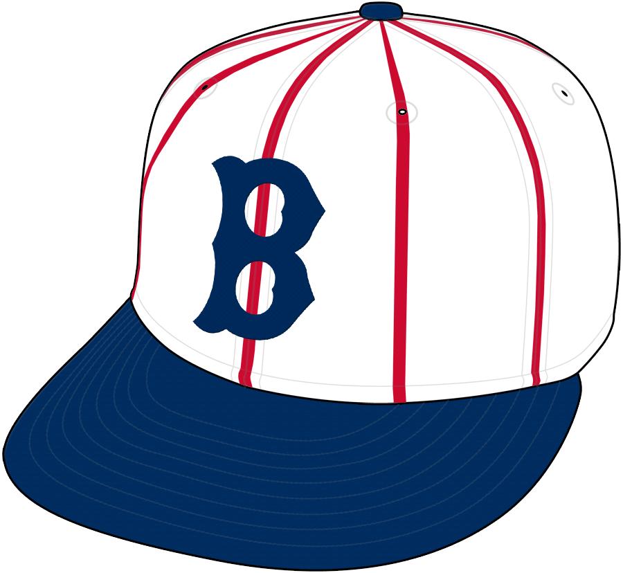 Boston Braves Cap Cap (1915-1920) - Home Cap SportsLogos.Net