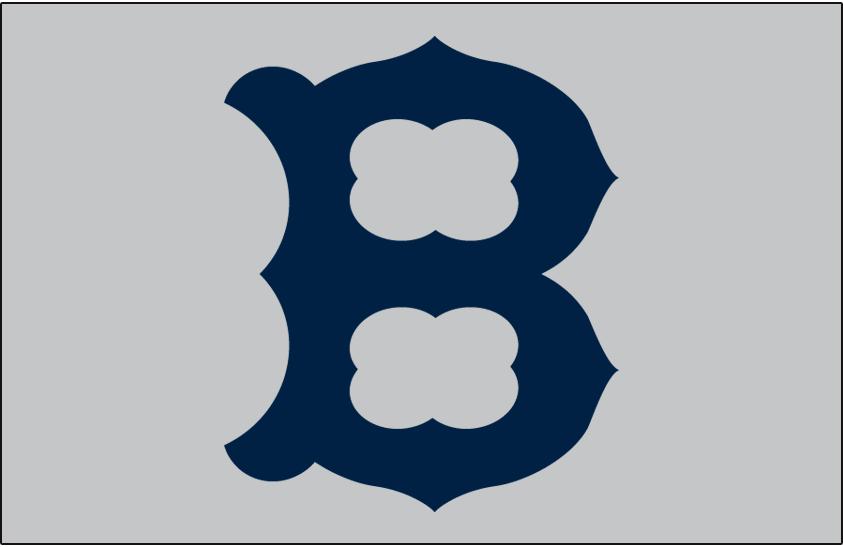 Boston Braves Logo Jersey Logo (1921-1924) - Road SportsLogos.Net
