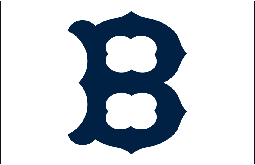 Boston Braves Logo Jersey Logo (1921-1923) - Home SportsLogos.Net